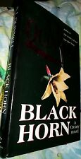 The Black Horn by A J Quinnell 1st edition hardback 1855928159