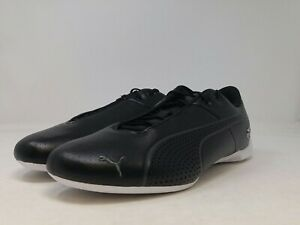 Puma Mens Black BMW Future Cat Ultra Sneaker 10.5 US