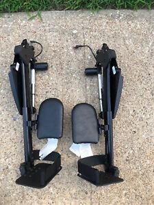 Invacare TDX SP Power Wheelchair Power Leg ACTUATOR Foot Rest - READ DESCRIPTION