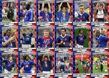France 1998 World Cup winners football trading cards