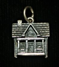 James Avery RETIRED Sterling Silver House Cottage Home Charm