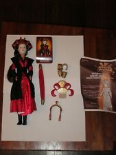 "Queen Amidala Ultimate Hair 12""-Hasbro-Star Wars 1/6 Scale Customize Side Show"