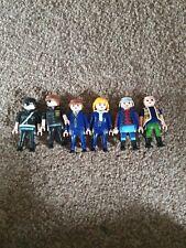 6 X Figuras Playmobile