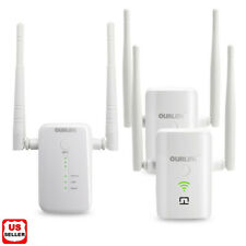 HIGH POWER 3-pack Whole Home 802.11ac Mesh WiFi System 1 ROUTER + 2 EXTENDERS
