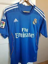 Camiseta real madrid 2013/2014 Azul Modric
