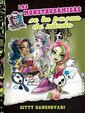 Las monstruoamigas se la pasan de miedo Monster High Spanish Edition