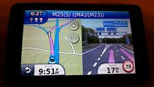 Garmin Nuvi 3790LMT, LIFETIME USA MAPS +2017 UK & Europe Maps +Speed Cameras