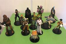 "Star Wars Disney Toys Vietnam Figures 3"" 4"" mixed lot of 12"