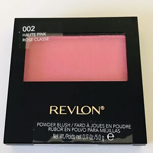 Revlon Powder Blush 002 Haute Pink
