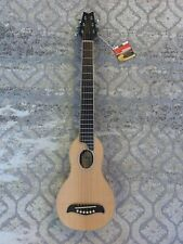 Washburn Guitars RO10SK-A Rover Acoustic Guitar with Gig Bag - Natural