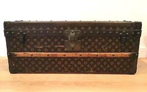 Vintage Louis Vuitton Trunk Circa 1950