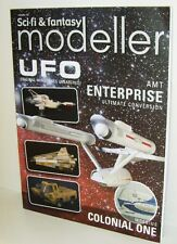 Sci-fi & Fantasy Modeller - Volume 36 (UFO, Enterprise, Colonial One) - (Book)