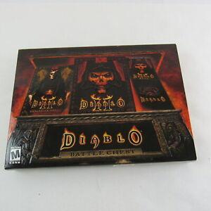 Diablo 2 II Battle Chest - 2001 PC Game Incomplete Set