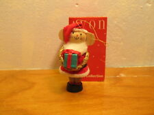 NIB Avon Mouse Santa Ornament