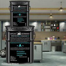 10,5 kg / 52m² 2K Epoxidharz resin Bodenbeschichtung Epoxydharz Epoxy Bodenfarbe