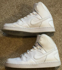 Men's Nike Son Of Force Mid - White, Size 10