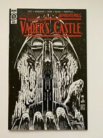Star Wars Adventures Shadow of Vader's Castle RI 1:10 Variant IDW 2020