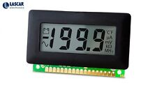 Lascar | DPM 600 200mV LCD Voltmeter with Annunciators
