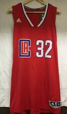 """LA Clippers """"32 GRIFFIN"""" Sleeveless Jersey - 3XL"""