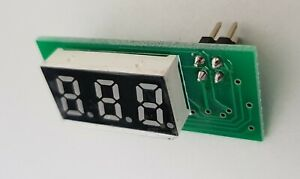 Gotek Floppy Emulator Disk Drive 3-digit LED Display / LCD screen - 4 pins