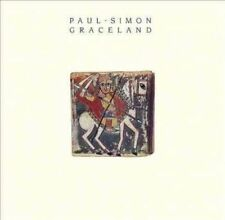 Paul Simon Graceland Vinyl LP Mp3 Poster