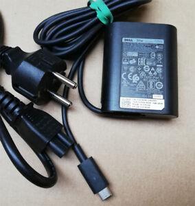 Original Netzteil Dell 30W USB-C HA30NM150 HKA30NM150 DA30NM150 Ladekabel F17M7