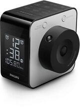 Radio despertador negros Philips