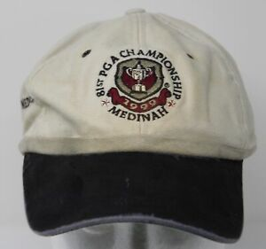 VTG 81st PGA Championship 1999 Medinah Country Club Golf Hat Gear For Sports Cap
