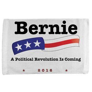Election 2016 Bernie Sanders Revolution All Over Sport Towel