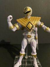 Power Rangers  Armored Mighty Morphin White Ranger Action Figure