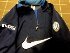 Wigan warriors Players Training Jacket Super League England  Nike Vintage