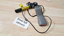 cadillac 02-04 deville 98-04 seville driver seatbelt buckle receiver