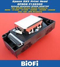 EPSON DX5 F186000 PrintHead Brand New & Oryginal Made in Japan
