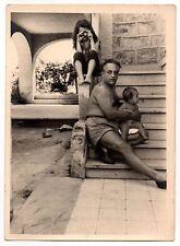 U118 Photographie vintage Originale jeune photographe