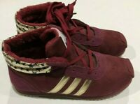 Maroon casual black comfortable winter shoes brand new