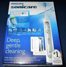 Philips Sonicare HX9172/15 FlexCare Platinum Toothbrush W/ UV  *New  *Free Ship!