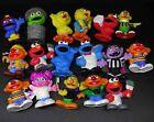 lot of 5 Hasbro Playskool Sesame Figures ( by random ) old #Aw5