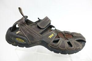 TEVA Forebay Brown Sz 9 Women Hiking Sport Sandals