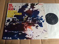 MICHAEL SCHREMMER BAND - BIG CITY HEAT - LP - SELECTED SOUND - DE 1987 (DI530)