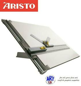 Aristo GEO Studio A2 Professional Technical Drawing Board Table Top Drafting