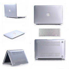 "Matte Rubberized Laptop Hard Case For Macbook Pro Air 11""12""13""15""+Silicone Key"