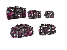 Ladies Weekend Bag Womens Large Overnight Maternity Travel Sports Gym Holdall