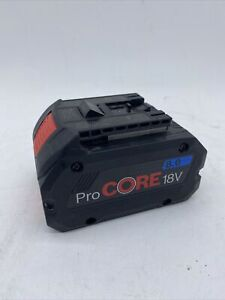 Bosch Procore 8Ah 18V Battery Model GBA!