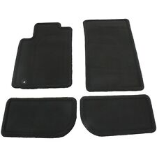 New OEM 2010-13 Cadillac CTS Black Floor Mats Front & Rear RWD Only 22865847