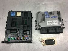 Citroen Berlingo 1.6 HDI Automatic Diesel ECU BSI Kit 0281019817 9805947380