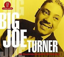 BIG JOE TURNER - ABSOLUTELY ESSENTIAL  3 CD NEU