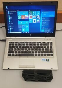 HP Elitebook 8460p Core i5-2520M 2.50GHz 4GB RAM 1TB HDD WEBCAM BLUETOOTH