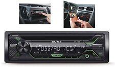 SONY CDX-G1202U Autoradio mit CD MP3 AUX USB Mega Bass X-PLOD Power 4#55W  Grün