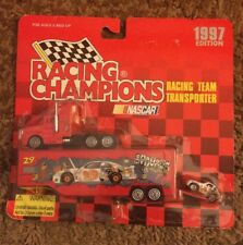 Racing Champions #29 Cartoon Network Truck Car Nascar 1997 Preview Edition NEW