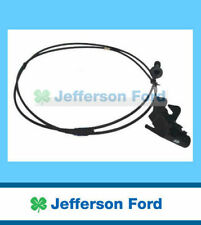 Genuine Ford Falcon Ba Bf Mk2 Revised Bonnet Release Cable Cord + Handle